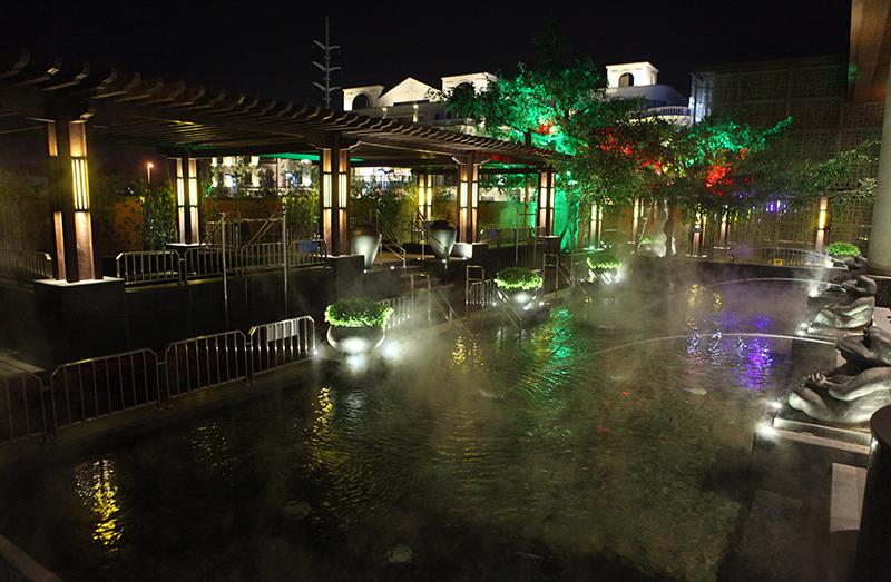 盛世澜湾温泉酒店